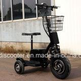 500W 3-Wheel elektrischer Mobilitäts-Roller-behindertes Roller-Ingwer-Cer
