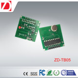 Módulo transmissor de controle remoto 315 / 433MHz