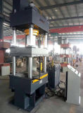 Bassin de cuisine en aluminium d'acier inoxydable de presse hydraulique de 4 postes faisant la machine