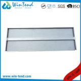 高さの調節可能な足を搭載するカスタマイズされたステンレス鋼の強い構築の閉鎖基礎商業食器棚