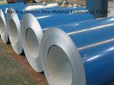 Bobina de aço galvanizado pré-pintado (PPGI / PPGL) / aço galvanzied revestido de cor