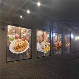 광고를 위한 높은 광도 또는 아름다운 빛나는 P16 실내 투명한 발광 다이오드 표시