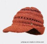 [بوم] [بوم] [بني] قبعة جاكار يحبك قبعة