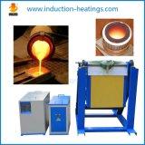 Horno fusorio de la inducción de aluminio de acero del hierro del ahorro de energía de la tecnología de IGBT