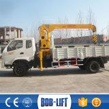 Mini grue montée par camion utilisée