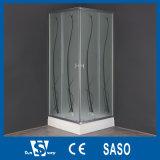 cabines en verre acides faisantes le coin de douche de 90X90cm