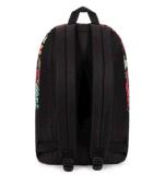 Saco de ombro impresso Lona Marés Aluno Saco de estudantes do sexo masculino com mochila de Viagem de Grande Capacidade de Carga