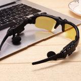 Mic Bluetoothのヘッドセットが付いている屋外ガラスV4.1 Bluetoothのサングラス