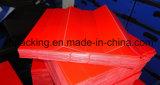 1220*2440mm 1000*2000mm 4mm Corflute Correx Coroplast Board voor Waterproof met Logo Printing
