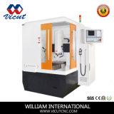 Machine de petite taille de commande numérique par ordinateur de moule métallique de machine de gravure de fraiseuse de commande numérique par ordinateur (VCT-M6050ATC)