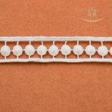 Populäre reizvolle Unterwäsche-französische Spitze der Breiten-2cm, Spitze-Gewebe-Afrikaner