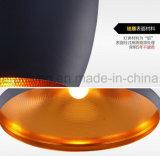 다방을%s 알루미늄 현대 LED 펀던트 빛