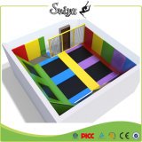 Fitness Trampoline avec Spring Boards for Kids and Adults
