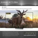 Amlogic S912 Androïde Tvbox met 4k&H. 265 Vakje van TV van de Steun van WiFi van de Band van ROM van de RAM van de Decoder 2GB 16GB het Dubbele 3D4k