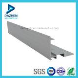 Perfil de alumínio anodizado eletroforese da porta do indicador com tamanho personalizado