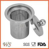 Filtre de thé de Stranier du thé Ws-If028 pour le buveur de thé de feuilles mobiles de bac de thé de cuvette de tasse