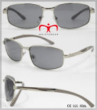 La mode des lunettes de soleil en métal pour les hommes (WSM509100)