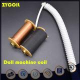 Inducteur de détecteur de bobine de bobine de jouet pour la machine de poupée