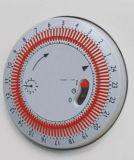 calefator de ventilador 24htimer com termostato ajustável