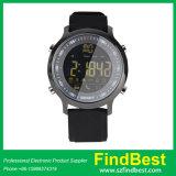 Ex18 Reloj inteligente 5ATM Resistente al agua Deporte Bluetooth 4.0 Smartwatch