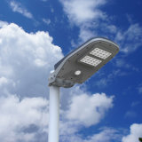 Preiswertes rostfreies hohes helles Solarstraßenlaternedes Lumen-LED Gardeb