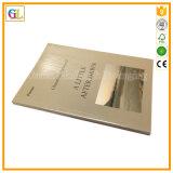 Impresión Softcover de encargo del libro de la historia de Ppaer del arte