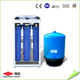 système commercial de filtre d'eau d'osmose d'inversion 100-600gpd
