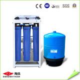 100-600gpd 상업용 역삼 투 정수기 시스템