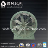 Ventilateur Byz1000 axial anti-déflagrant à faible bruit