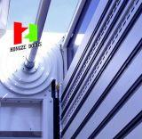 産業オーバーヘッド部門別の堅く速い鋼鉄固体ドア(HzFC032)