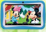 """Couleur de rose de tablette PC de SYSTÈME D'EXPLOITATION de l'androïde 5.1 de ROM du RAM 8GB de 1024*600 512MB du faisceau 7 de quarte de la tablette PC M755 d'enfant """""""