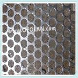 Maglia di perforazione dello strato di titanio dell'anodo per acqua di scarico chimica