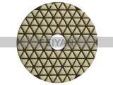 5 шагов треугольник сухого типа гибкие возможности для полировки природного камня