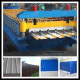 Dach-und Wand-Farben-Stahlrolle, die Maschine bildet