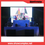 Showcomplex pH3.91 muore il quadro comandi dell'interno del LED del getto