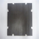 50mm Aluminium Honeycomb Core Sheet pour la construction de bâtiments (HR1133)