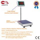 Échelle de plate-forme électronique courante de pesage de Digitals