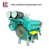 1500kw Googol Dieselmarinemotor mit Getriebe