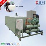Block-Eis-Maschine 5000 Kilogramm-/Day große für das Halten frisch