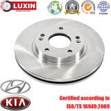 Hyundai/KIAのための通りシリーズ車のディスクブレーキの回転子