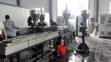 Ligne de granulation recyclée pour animaux de compagnie 500kg / H Twin Screw Extruder