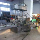 Máquina de rellenar del anticongelante linear automático