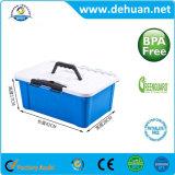 Caja de almacenamiento portátil para el coche y Artículos del Hogar Usando
