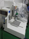 自動三軸のデスクトップの伝導性の接着剤ディスペンサー機械