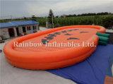 工場価格のOurdoorのための膨脹可能なカボチャパッドの膨脹可能な跳躍の枕か膨脹可能なジャンプのパッド
