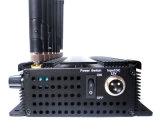 Регулируемый Jammer мобильного телефона VHF WiFi 3G 4G UHF с наивысшей мощностью 18W