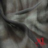 Tecido de poliéster de seda de poliéster 75D para Hijab / Vestido / Pano