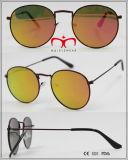 Óculos de sol do metal da forma para as senhoras (WSM604580)