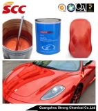 Auto Refinish 1k Fine Red Pearl Paint