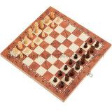 Alta qualità dell'OEM che piega il gioco da tavolo di legno dell'insieme di scacchi